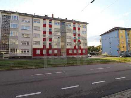 Schöne 3-Zimmerwohnung als Kapitalanlage in zentraler Lage von Karlsruhe-Mühlburg