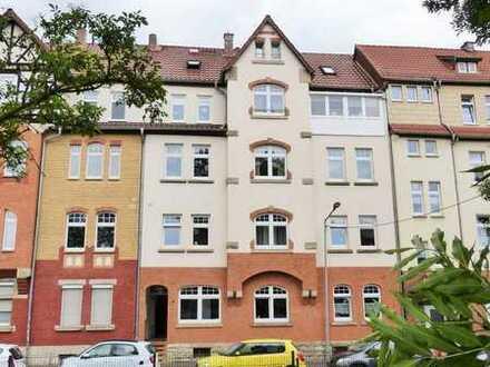 beziehbare Eigentumswohnung im Eisenacher Karolinenviertel - unweit vom Zentrum