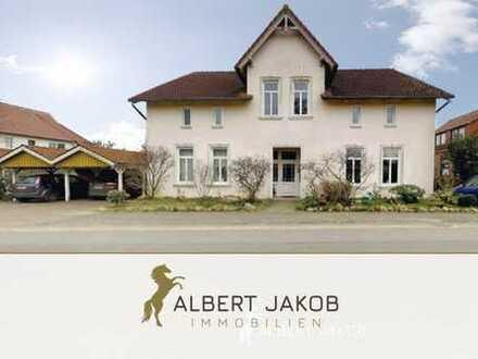 Wittstedt Hagen | Historische Immobilie für 1 – 2 Familien, top Zustand!