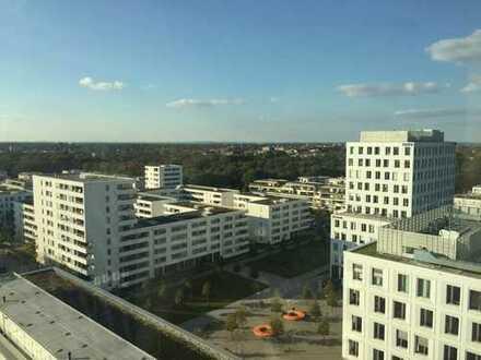 Exklusive, helle und neuwertige 2-Zimmer-Wohnung mit Einbauküche in Nymphenburg-Neuhausen, München
