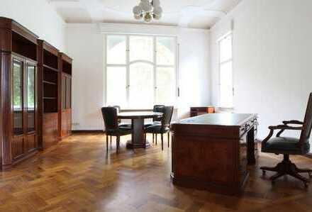Exklusiv! Büro und Arbeitsräume in Atmosphäre des Renaissance- und Jugendstils in Köthen zentral