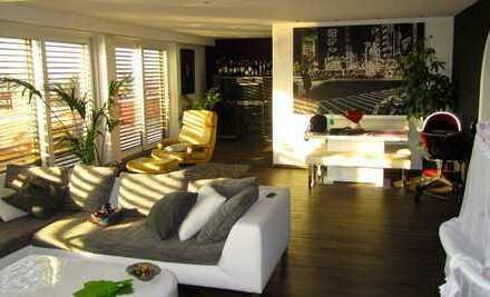 Penthouse mit Einliegerwohnung... (Flörsheim) (Reserviert)