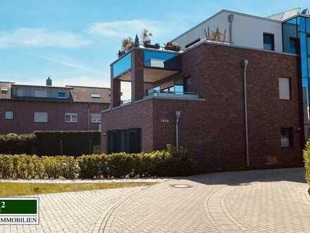 Erdgeschoss - Wohnung mit Garten in zentraler Lage von Bocholt