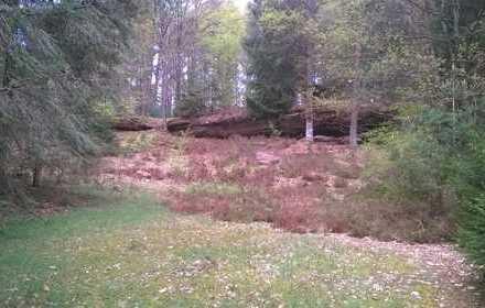 Grundstück für Bebauung gem. Bebauungsplan mit Ferienhaus. Verkauf von Privat, provisionsfrei