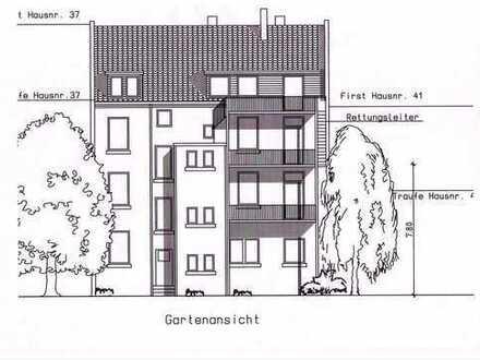 8 Parteien - Mehrfamilienhaus mit Balkonen in Bochum-Goldhamme