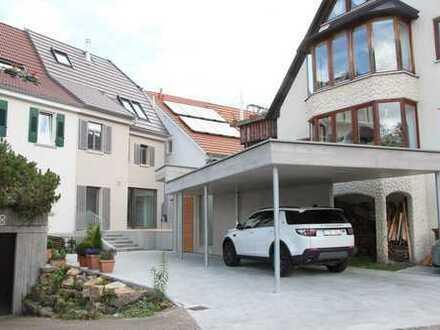 Ansprechendes Architekten Stadthaus in traumhafter Lage in Pfullingen