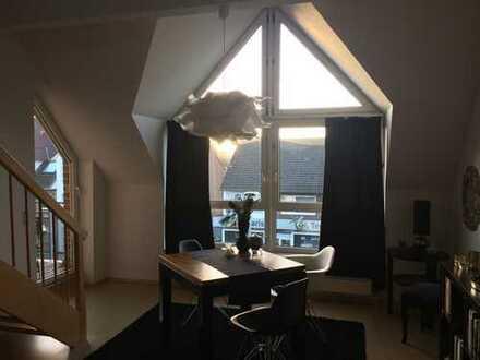 Attraktive 3-Zimmer-Maisonette-Wohnung mit Balkon und EBK in Nordhorn