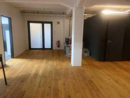 210m² Büroräume im Weinkontor zu vermieten, Überseestadt, nach Absprache möbliert/teilmöbliert