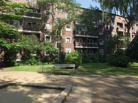 Modernisierte 3 Zimmer-Wohnung in Hamburg-Wandsbek