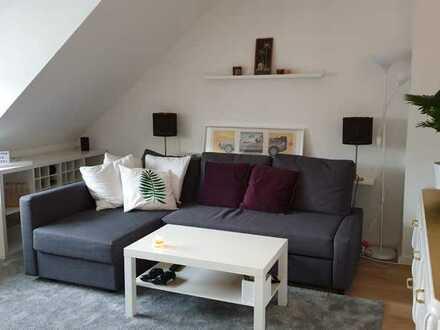 Hochwertige, helle 3-Zimmer DG-Wohnung im Niederenergiehaus in S-Bad Cannstatt - PROVISIONSFREI
