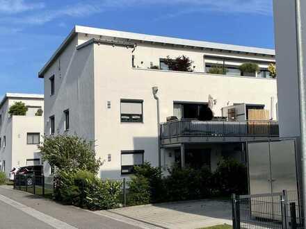 Attraktive 3-Zimmer-Wohnung mit Balkon in Donaustauf