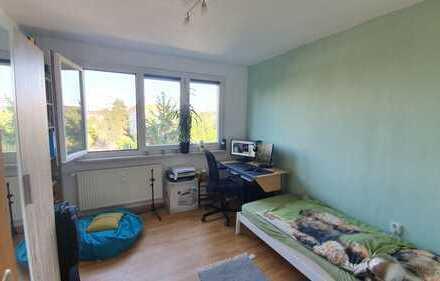 Suche Nachmieter für schöne 2er WG in 3-Raum Wohnung