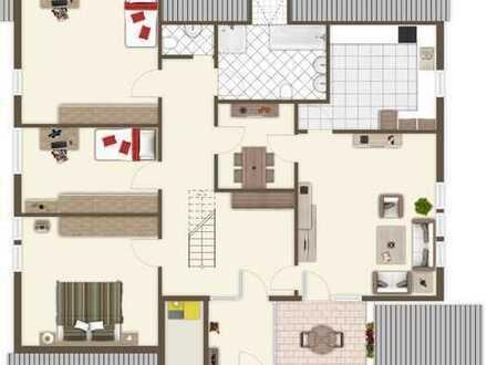 5-Zimmer-Wohnung in zentraler Innenstadtlage von Bad Saulgau