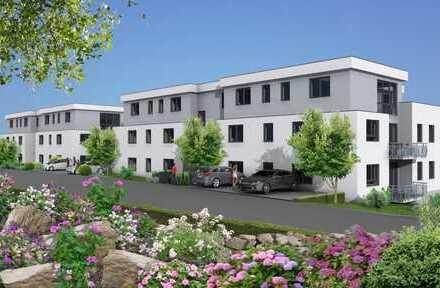 Helle 4-Zimmer Neubauwohnung im Erdgeschoss (Hochparterre)