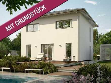 Perfektes Wohnerlebnis in moderner Gestaltung! Knapp 700m² mit großen Süd-West Garten
