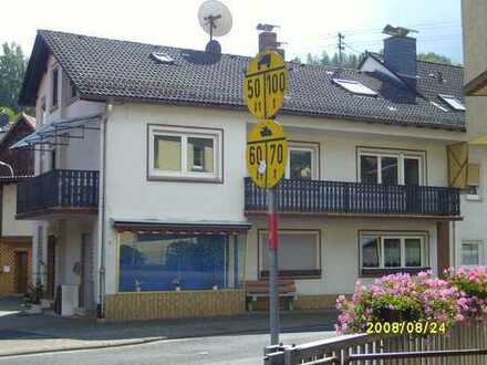 Schöne vier Zimmer Wohnung in Main-Kinzig-Kreis, Flörsbachtal