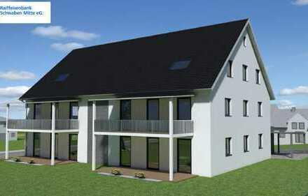 ***Neubau - moderne, barrierefreie 3-Zimmer-Wohnung mit Gartenterrasse***