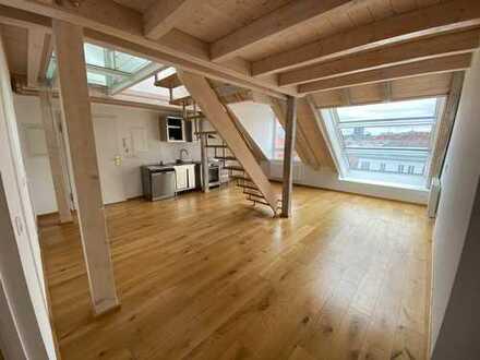 Haidhausen 4 Zimmer WG Dachwohnung - viele weitere Wohnungen auf Anfrage