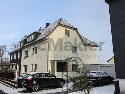 Solide Kapitalanlage in bester Wohnlage von Burscheid: Voll vermietetes MFH mit Garten