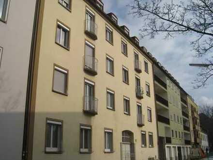 Gemütliche 1-Zimmerwohnung mit Balkon