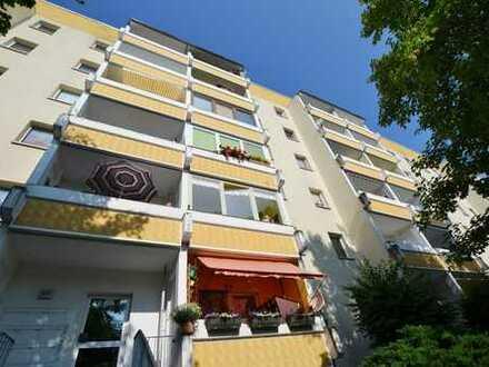+++ Familienwohnung in Borna Süd +++ separate Küche ++ Wannenbad ++ Breitbandkabelanschluss ++