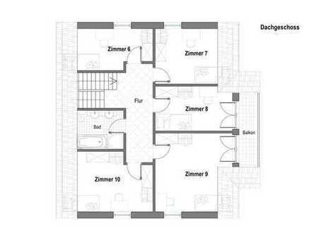 Großzügiges Einfamilienhaus mit 8 Zimmer, nur 10 min von Neresheim