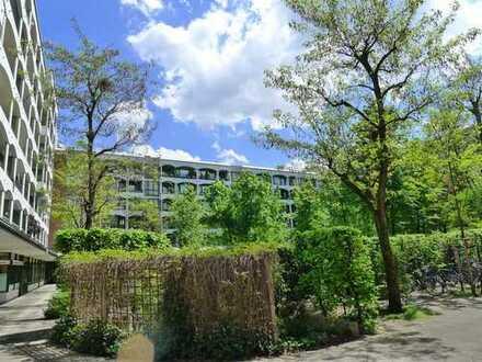 Bogenhausen - Prinzregentenhöfe: Großzügige 2-Zi.-ETW zu verkaufen!