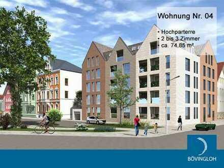 Wohnen in der Wüste | barrierefreie Neubau-Eigentumswohnung - provisionsfrei vom Bauträger