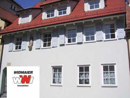 # Tolle Maisonette-Wohnung mit Aussicht