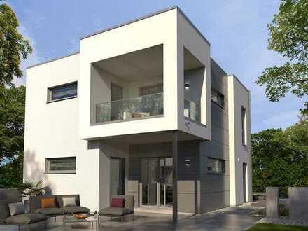 Außergewöhnliche Architektur trifft auf Wohnkomfort!