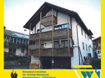 Gepflegte 4-Zimmer-Eigentumswohnung mit herrlichem Bergblick