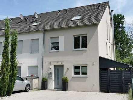 Luxuriöses Reihenendhaus mit fünf Zimmern in bevorzugter Lage im Rhein-Neckar-Kreis, Wiesloch