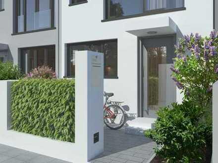 Elegantes Stadthaus mit ca. 187 m² Wohnfläche im Erstbezug