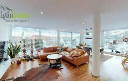 Exklusives Penthouse mit Einliegerwohnung in Memmingen