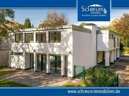 Moderner Wohn(t)raum im Bauhausstil in direkter Stadtwald-Lage