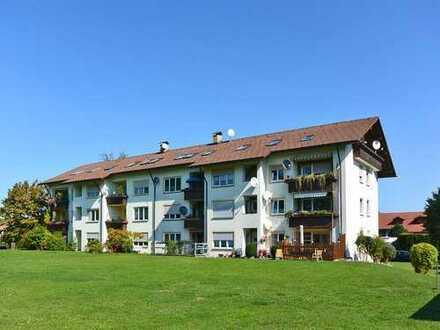 Schöne Dachgeschosswohnung in ruhiger Wohnlage von Isny