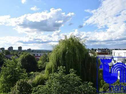 Sehr schicke, altersgerechte 3 ½-Zimmer-Wohnung am Georgenberg in Reutlingen mit schönem Weitblick