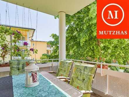 MUTZHAS – Helle 4 Zimmer mit Loggia - Ideal für die Familie!