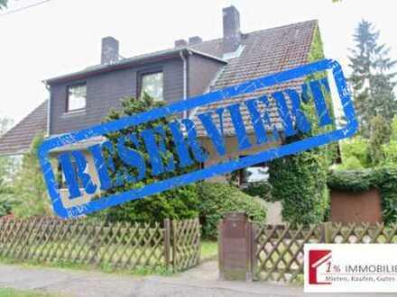 Familienfreundliche Doppelhaushälfte in ruhiger Lage von Berlin-Rudow