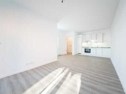 Erstbezug: Helle 4-Zimmer EG-Wohnung am Rande des Bürgereschviertels in Sackgasse (W2) EG rechts