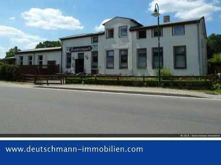 DEUTSCHMANN IMMOBILIEN ***** ivd - Wohnen und / oder Gewerbe in bester Lage von Sophienstädt!