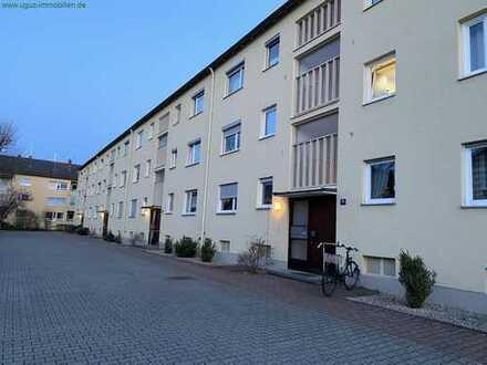 3 ZKB Wohnung in Augsburg - Hochzoll