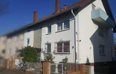 Attraktive 2-Zimmer-Dachgeschosswohnung mit Balkon und Klimaanlage in Mannheim