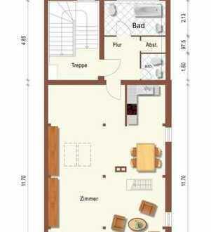 Bild_Geräumige, günstige und modernisierte 2-Zimmer-Dachgeschosswohnung in Fürstenwalde