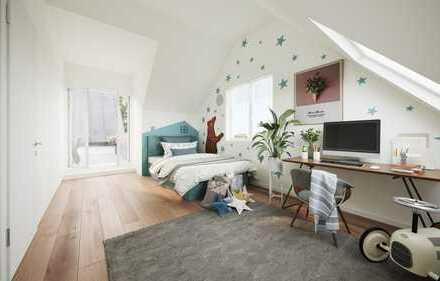 Wunderschöne 3-Zimmer-Maisonettewohnung mit ansprechendem Grundriss!