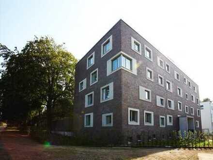 4-Zimmer-Wohnung mit EBK und Parkett sowie Garten zu vermieten!