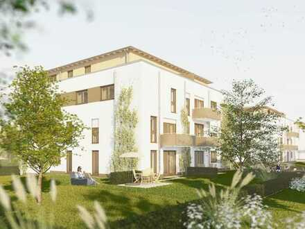 luxuriöse 5-Zimmer-Penthouse-Wohnung in Offenbach, Erstbezug mit EBK und Dachterrasse, KfW-55