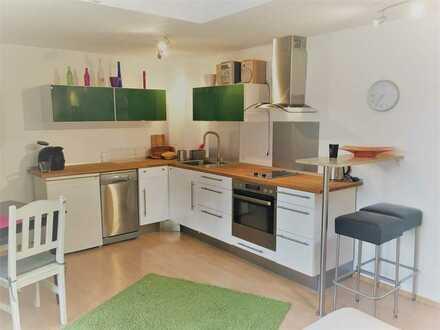 Möblierte 2-Zimmer Wohnung in Baden-Baden, Steinbach