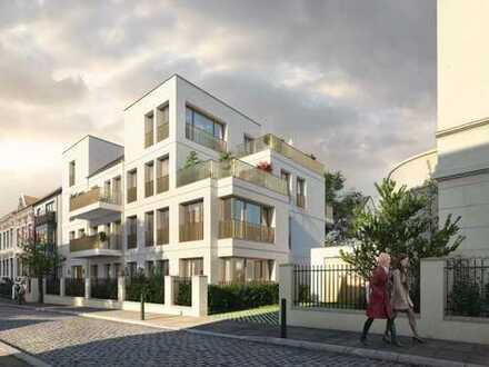 Gartenwohnung in attraktiver und ruhiger Lage in der Deichstraße/Osterdeich
