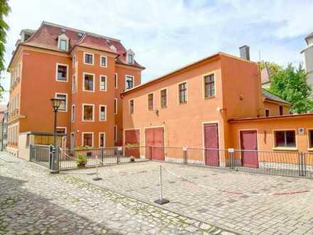 1-Raum-Single-Wohnung mit Einbauküche u. Stellplatz in Bautzen